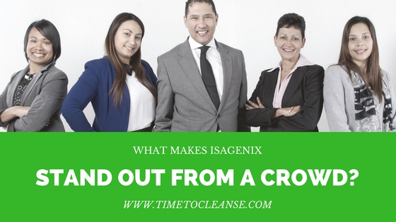 What Makes Isagenix Stand Out