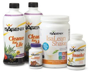 isagenix 9 day cleanse