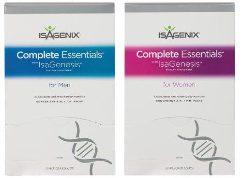 complete essentials isagenesis