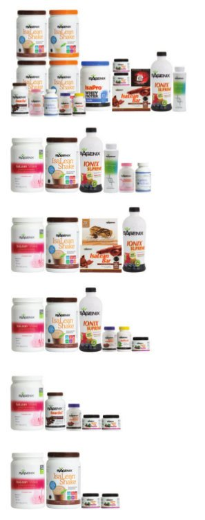 isagenix systems to order