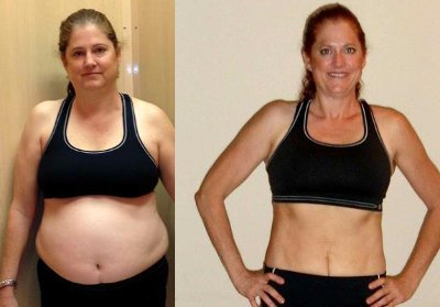 isagenix before and after