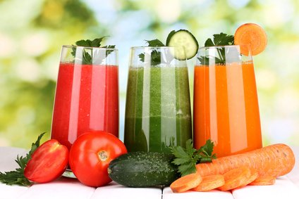 fresh juicing diet