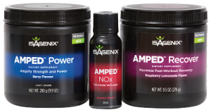 New Product News: Amped Power & Dairy Free Shakes are Here!