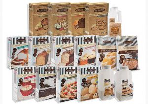 baking mix range