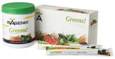 Isagenix Greens Australia