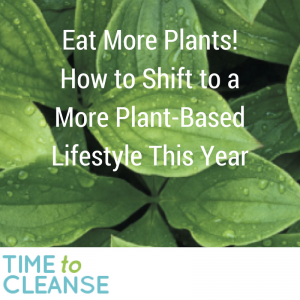 Eat More Plants! How to Shift to a More Plant-Based Lifestyle This Year