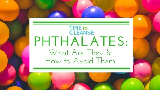 Phthalates What Are They cover image