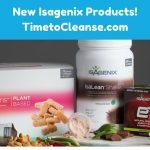 3 New Exciting Products From Isagenix to Keep You Fueled Up