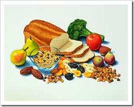 foods containing fiber