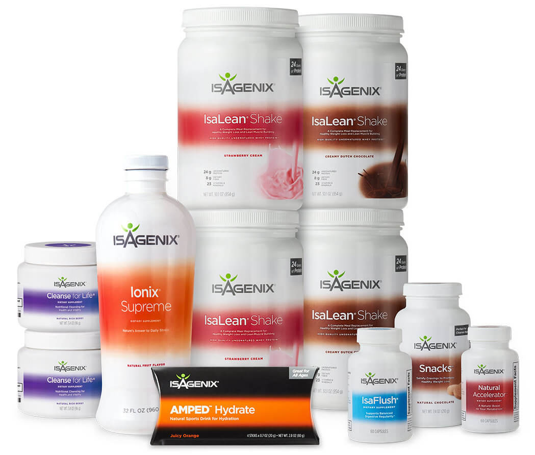 Isagenix Canada 30 Day New