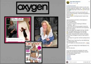 dawn barbolini on oxygen magazine