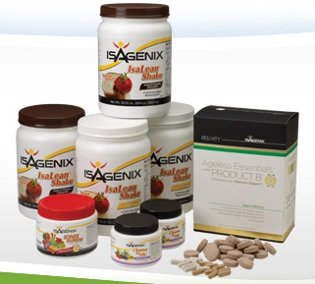isagenix 5 pillars health