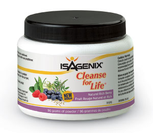 new cleanse for life powder canister