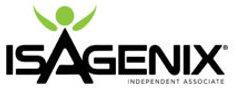 Isagenix UK logo