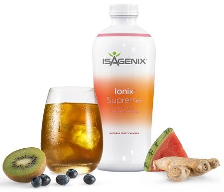 Ionix Supreme bottle UK