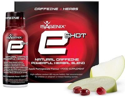 Isagenix eShot UK