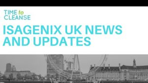 Isagenix UK News and Updates