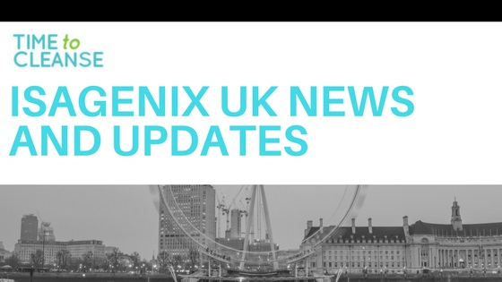 Isagenix UK cover image