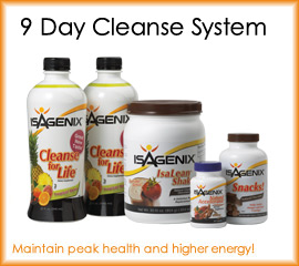 9 day system in box