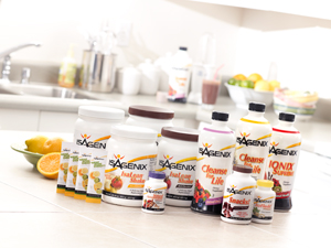 isagenix product range
