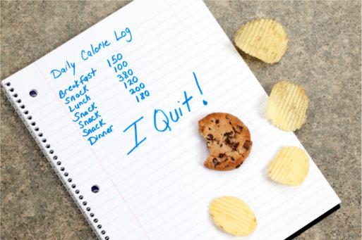 slogan diet failed