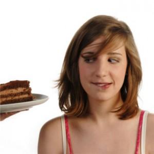 woman wants cake eat