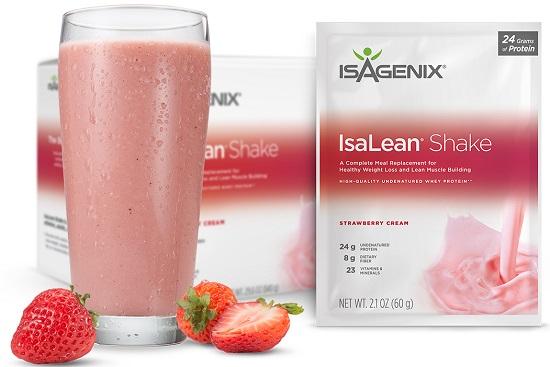 Isalean Shake