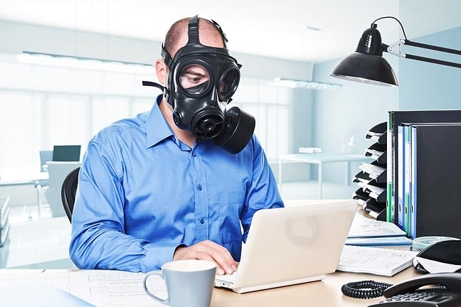 Toxins In Your Office Is Your Office Silently Making You