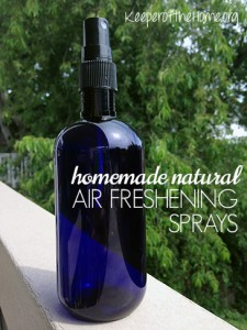 air freshening sprays