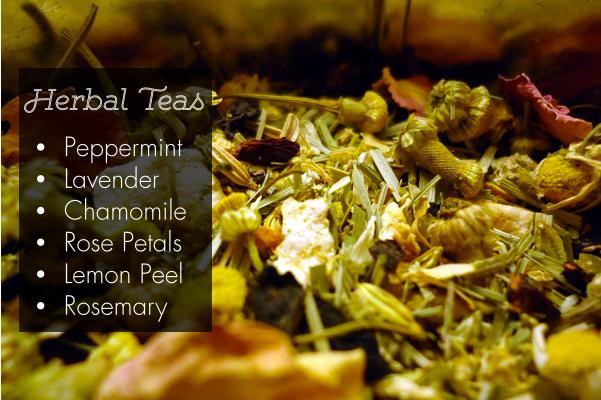 herbal tea detox bath