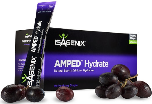 AMPED Hydrate by Isagenix