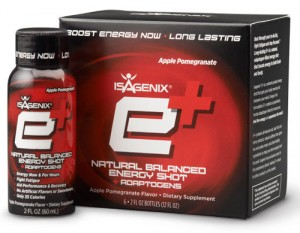 Isagenix e+ Energy Shot