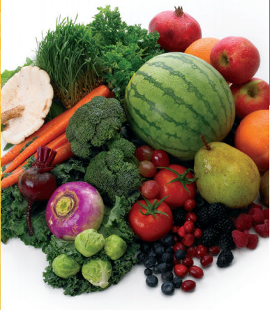 Ingredients in Isagenix Greens