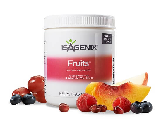 Isagenix Fruits