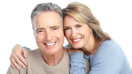 healthy older couple together