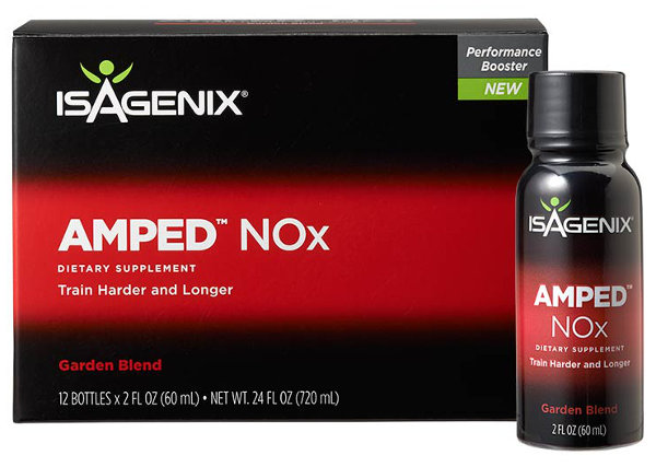 AMPED NOx Shot