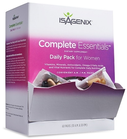 Complete Essentials Daily Pack