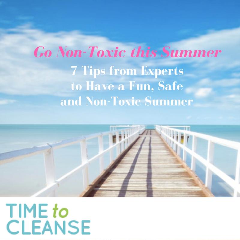 nontoxic summer banner