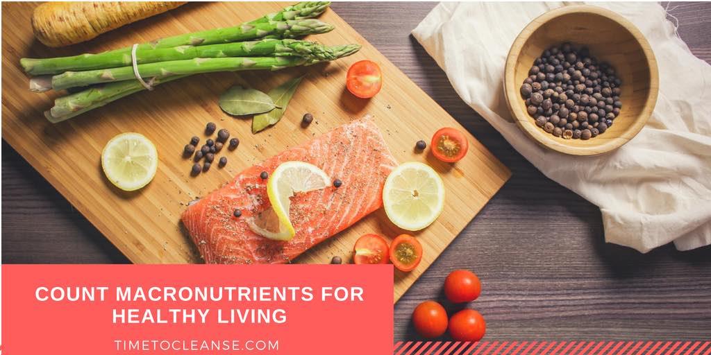 macronutrients, salmon, asparagus, tomatoes