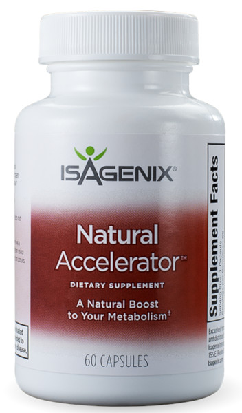 natural accelerator new
